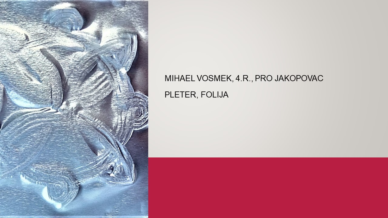 MIHAEL VOSMEK